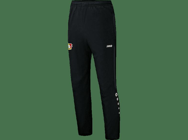JAKO Bayer 04 Leverkusen Präsentationshose, Schwarz