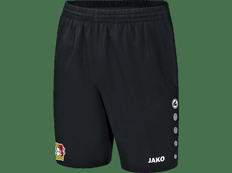JAKO Bayer 04 Leverkusen Freizeitshort, Schwarz