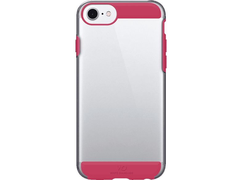 WHITE DIAMONDS Innocence , Backcover, Apple, iPhone 6, iPhone 6s, Polycarbonat/Thermoplastisches Polyurethan, Pink