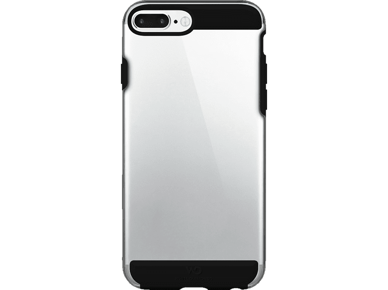 WHITE DIAMONDS Innocence , Backcover, Apple, iPhone 6 Plus, iPhone 6s Plus, Polycarbonat/Thermoplastisches Polyurethan, Schwarz