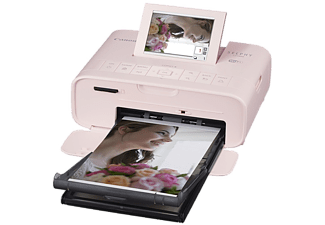 CANON Imprimante photo Selphy CP1300 Rose (2236C002AA)
