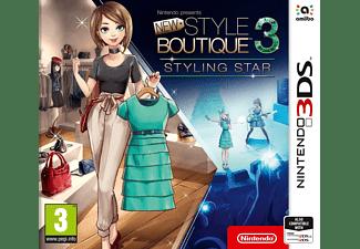 Nintendo presenteert: New Style Boutique 3 - Sterstyliste NL 3DS