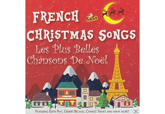 VARIOUS - French Christmas Songs-Les Plus Belles Chansons  - (CD)