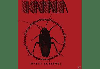 KAPALA - INFEST CESSPOOL LP  - (Vinyl)