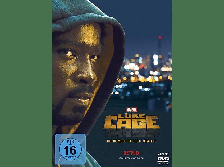 Marvel's Luke Cage: Die komplette 1. Staffel [DVD]