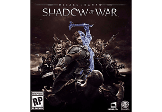 WARNER BROS Middle Earth:Shadow Of War PC Oyun