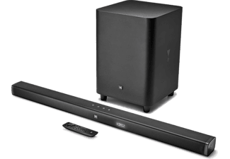 JBL Bar 3.1 - Soundbar och Subwoofer