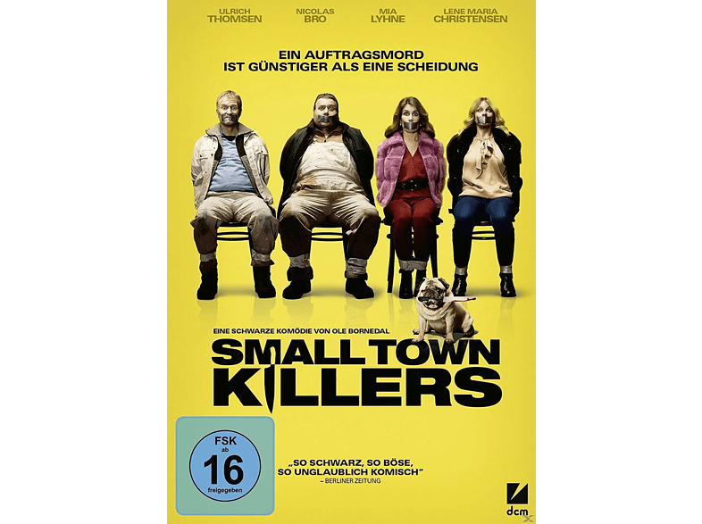 Small Town Killers [DVD]