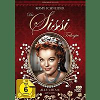 Sissi Teil 1-3 [DVD]