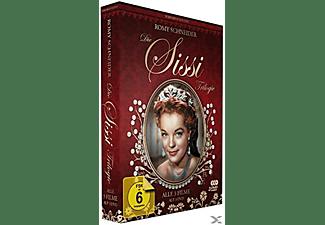 Sissi Teil 1-3 DVD