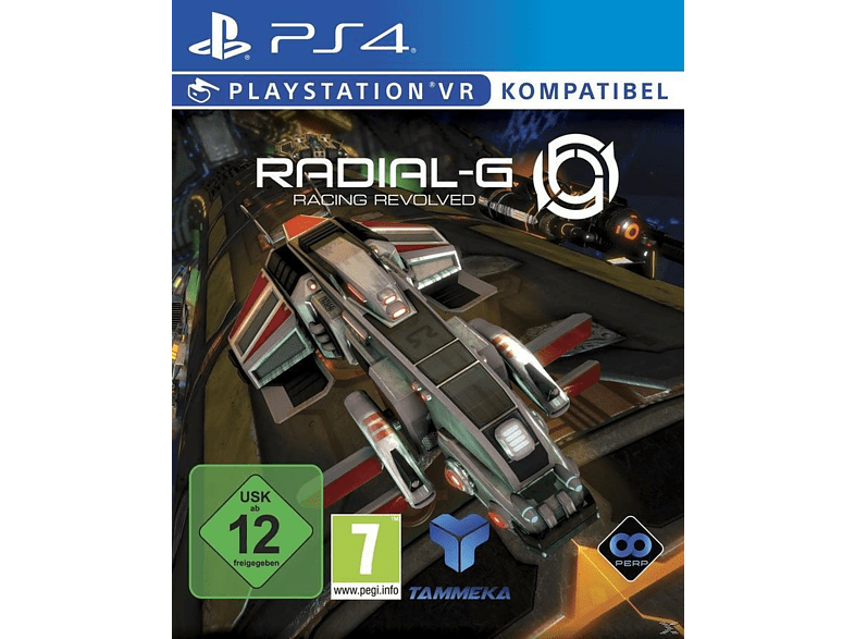Radial-G (VR) [PlayStation 4]