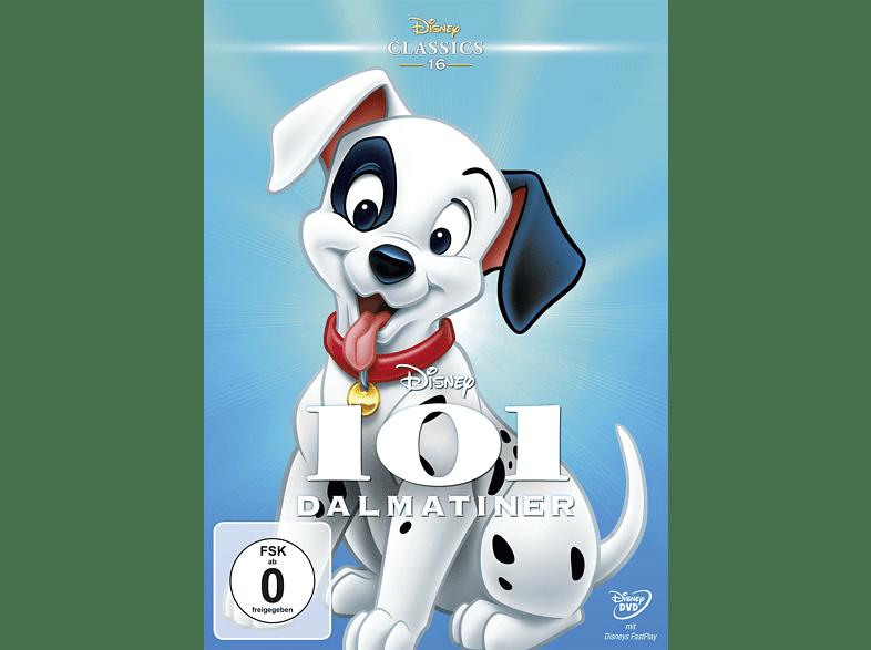101 Dalmatiner (Disney Classics)  [DVD]