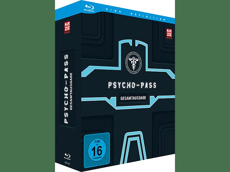 Psycho Pass - 1. Staffel [Blu-ray]