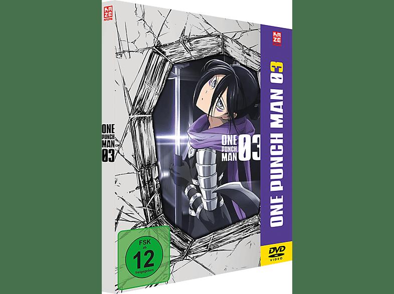 003 - One Punch Man (Episoden 9-12 und OVA 5+6)   [DVD]