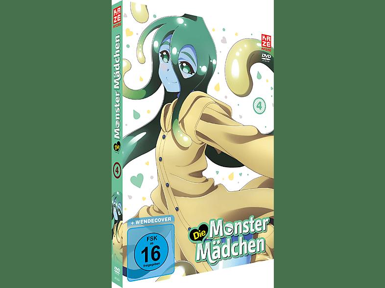 Die Monster Mädchen - Vol. 4 [DVD]