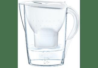 Jarra filtrante - Brita Marella, 2 Filtros MAXTRA+, 2.4 L