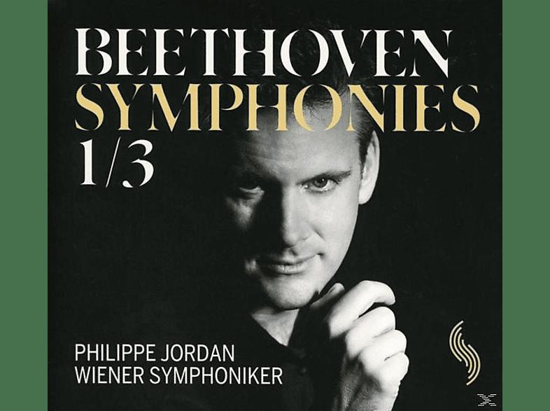 Philippe Jordan, Wiener Symphoniker - Sinfonien 1 & 3 [CD]