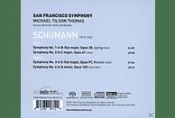Michael Tilson Thomas, San Francisco Symphony - The Four Symphonies [SACD]