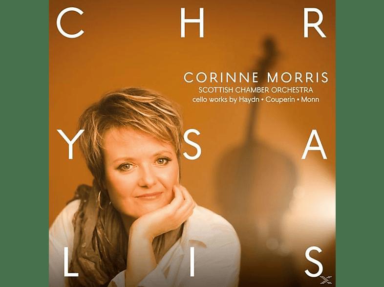 Corinne Morris, Scottish Chamber Orchestra - Chrysalis [CD]
