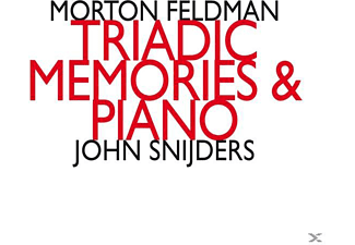 John Snijders - Triadic Memories/Piano - (CD)