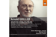 Myasnikov,Denis/Walker,Alexander/Musica Viva - Orchestermusik Vol.1 [CD]