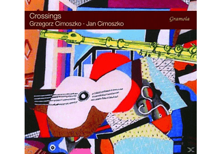 Grzegorz Cimoszko, Jan Cimoszko - Crossings - (CD)