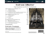 Carson Cooman - Orgelsinfonien 19+20 [CD]
