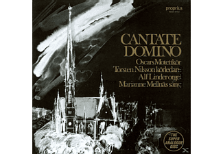 Mellnäs/Linder/Nilsson/+ - Cantate Domino  - (Vinyl)