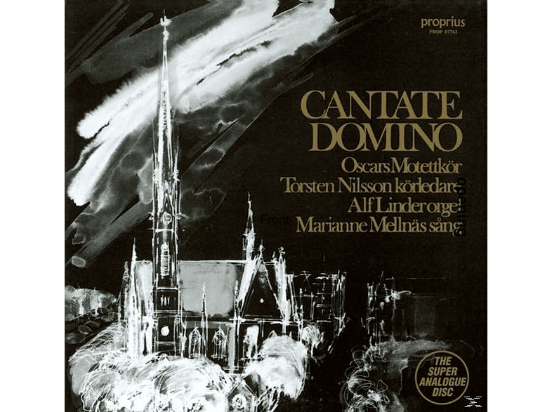 Mellnäs/Linder/Nilsson/+ - Cantate Domino [Vinyl]