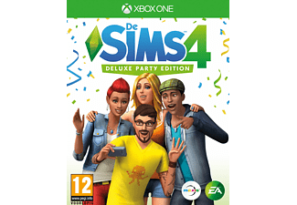 De Sims 4 Deluxe Party Edition NL Xbox One