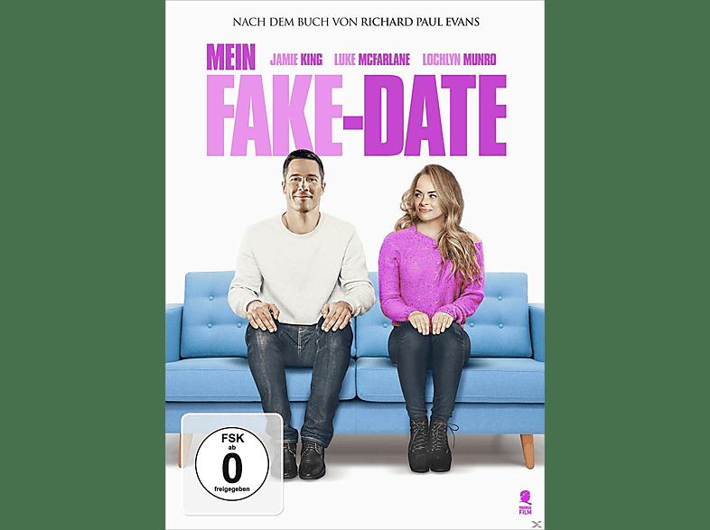 Mein Fake-Date [DVD]