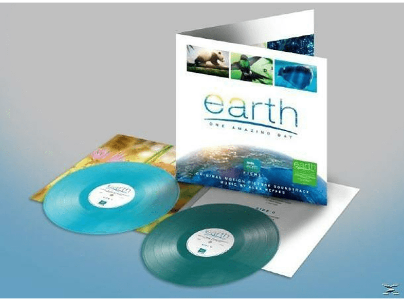 Alex Heffes - Earth: One Amazing Day [Vinyl]