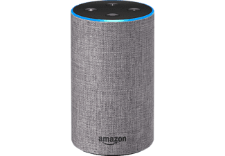 AMAZON Echo (2. Generation), Smart Speaker, Amazon Alexa