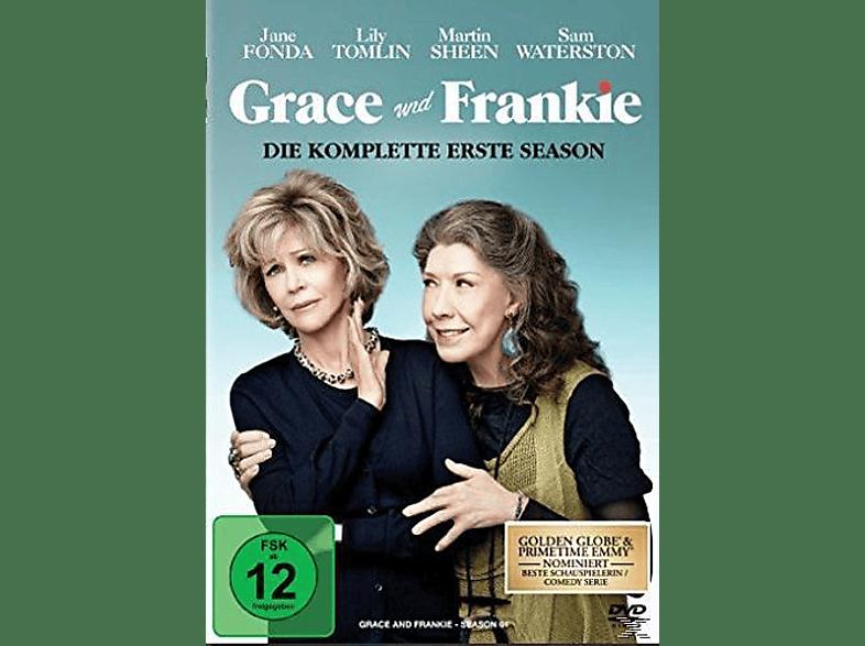Grace and Frankie - Die komplette erste Season [DVD]