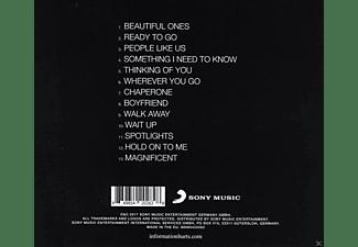 Hurts - Desire  - (CD)