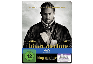 King Arthur: Legend of the Sword (Steelbook) Blu-ray