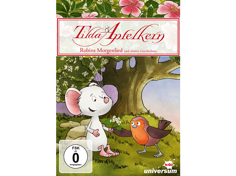 Tilda Apfelkern 3 - Robins Morgenlied [DVD]