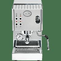 ECM Casa V Espressomaschine Edelstahl poliert
