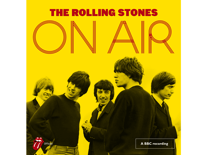 The Rolling Stones - On Air (Deluxe) [CD]