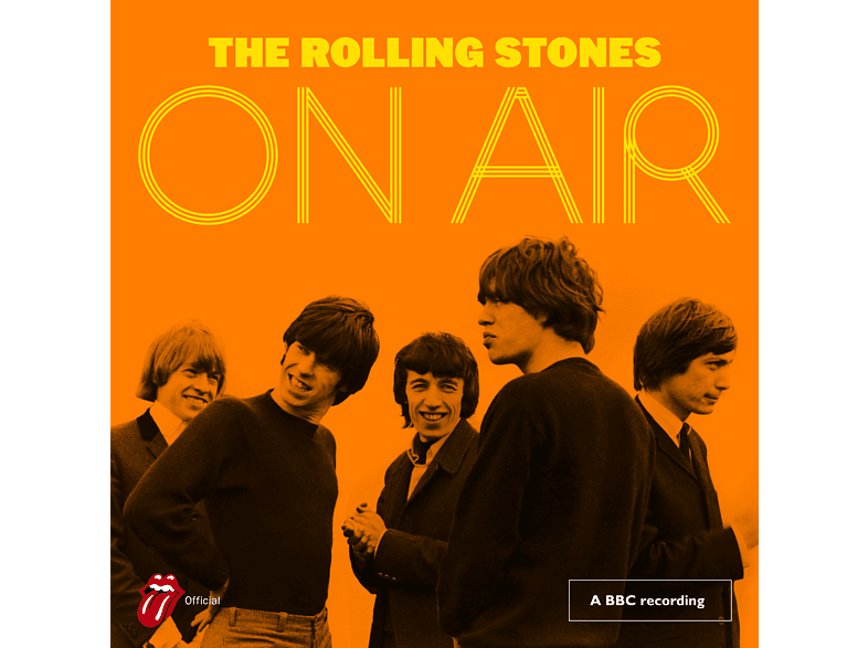 The Rolling Stones - On Air [CD]