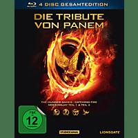 Die Tribute von Panem (Gesamtedition) [Blu-ray]