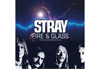 Stray - Fire & Glass  - (CD)