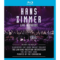 Hans Zimmer - Live In Prague (Blu-Ray) - [Blu-ray]