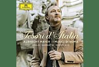 Albrecht Mayer, Andrea Zucco, Luca Pianca - Tesori D'Italia [CD]