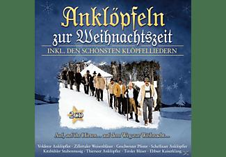 VARIOUS - Anklöpfeln zur Weihnachtszeit  - (CD)