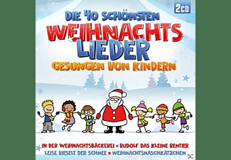 Die Partykids, Die Sternenkinder - Die 40 schönsten Weihn.lieder gesungen v.Kindern  - (CD)