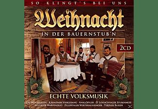 VARIOUS - Weihnachten in der Bauernstubn-So klingts bei uns  - (CD)
