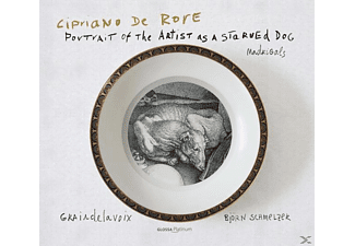 Björn Schmelzer, Graindelavoix - Portrait Of The Artist As A St - (CD)