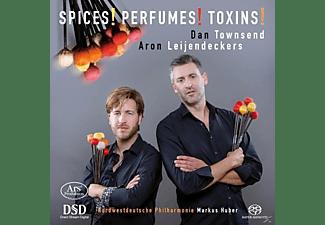 Dan Townsend, Aron Leijendeckers, Nordwestdeutsche Philharmonie - Spices,Perfumes,Toxins!/Der Zauberlehrling  - (SACD Hybrid)