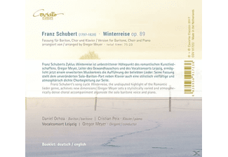 Daniel Ochoa, Cristian Peix, Vocalconsort Leipzig - Winterreise op.89-Version für Bariton,Chor  - (CD)